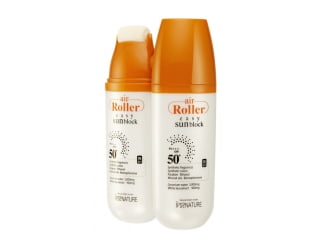 IPSENATURE AIR ROLLER EASY SUN BLOCK SPF50+ PA