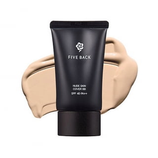ВВ крем волшебный FIVE BACK Nude Skin Cover BB, SPF 40 PA++