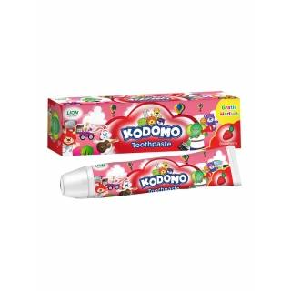 lion-kodomo-strawberry-toothpaste