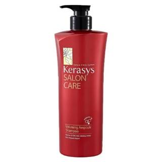 Шампунь для волос ОБЪЕМ KeraSys Salon Care Voluming Ampoule Shampoo, 470 ml