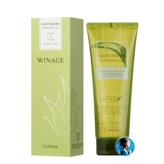 Гель алоэ вера Coreana WINAGE Aloe Vera 98% Soothing Gel