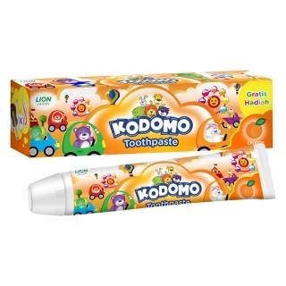 lion-kodomo-orange-toothpaste