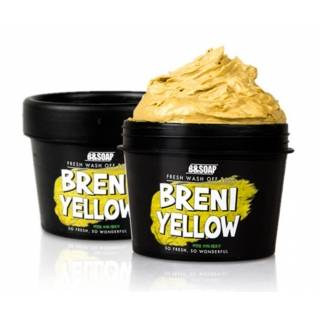 B&SOAP FRESH WASH OFF PACK BRENI YELLOW