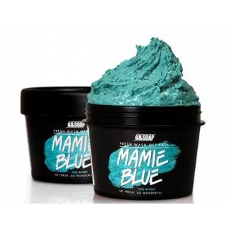 B&SOAP fresh wash off pack MAMIE BLUE