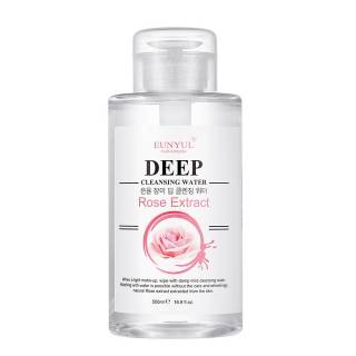 EUNYUL DEEP cleansing water ROSE Extract