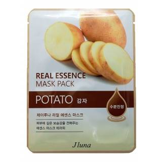 JLuna Real Essence Mask Pack POTATO