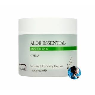 Успокаивающий крем SFERANGS Aloe Essential Soothing Cream