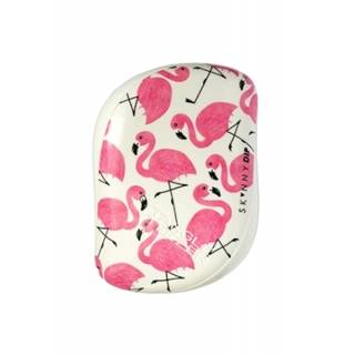 Tangle Teezer Compact Styler Skinny Dip White