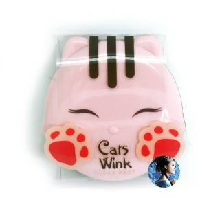 Компактная пудра Tony Moly Cat's Wink Clear Pact