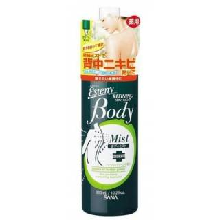 SANA body refining lotion