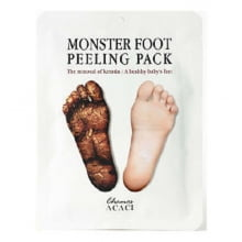 Носочки для пилинга стоп Chamos Acaci Monster Foot  Peeling Pack
