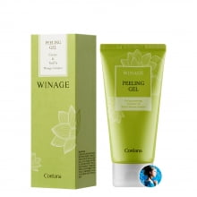 Пилинг-гель с экстрактом лотоса Coreana WINAGE Peeling Gel 120 ml