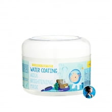 Увлажняющая ночная маска Elizavecca Water Coating Aqua Brightening Mask