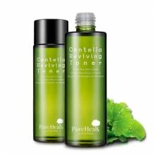 Тоник для лица с экстрактом центеллы PureHeals Centella Reviving Toner