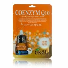 Маска с коэнзим Q10 Ekel Coenzym Q10 Ultra Hydrating Essense Mask