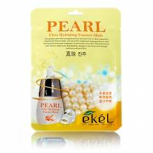 Маска с экстрактом жемчуга Ekel Pearl Ultra Hydrating Mask