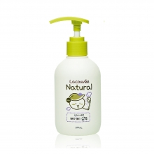 Детский шампунь Lacouvee NATURAL BABY SHAMPOO, 200ml