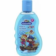Kodomo Head to Toe Wash Blue Candy